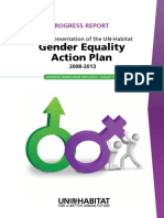 Gender Equality Action Plan