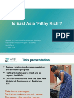 South East Asia Regional Sanitation Situation by Jemima Sy