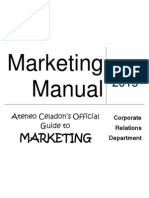 Marketing Manual 14- 15