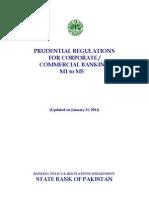 Prudential Regulations