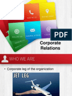 Corporate Relations Systems Talk