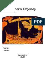 homers odyssey - workbook