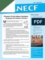 Berita NECF April-June 2014
