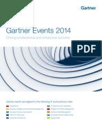 Gartner Events 2014