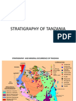 Stratigraphy of Tanzania