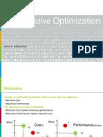 Multiobjective Slides