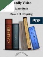 Jaime Rush - Offspring 00 - Deadly Vision