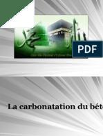 Carbonation Mouli Mai 2014