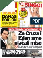 24 Sata 09.02.2014. - Hrvatska
