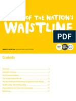 State of the Nations Waistline Obesity in the UK Analysis and Expectations
