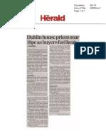 Evening Herald 29.05.2014