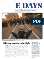 When the World Watched Denver