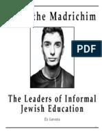 Meet the Madrichim Print Book  Limited Edition