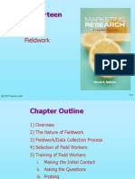 Marketing Research Ch 13