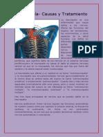 Neuropatía- Causas y Tratamiento