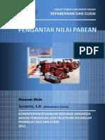 2011 DTSD Pengantar Nilai Pabean