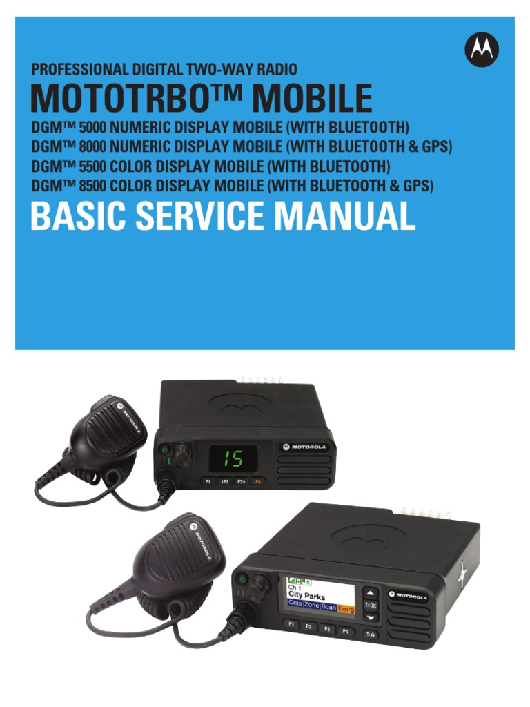 68009492001-C-MOTOTRBO LACR DGM 5000-8000 Series Basic Service Manual    Electrical Connector   Trademark