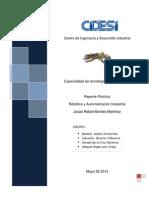 Neumatica Reporte Practica Laboratorio