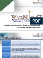 WyzMindZ Service Brochure