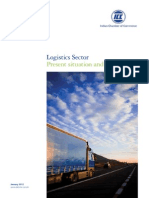 Logistics Sector-Present Situation and Way Forward