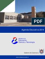 Agenda Educativa 2014