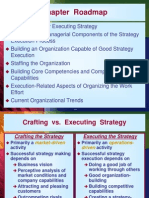 SM Strategy Execution
