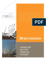 BIM Use in Construction Presentation