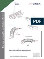 Charolas Cables Electricos Especificaciones Tecnicas SIESA