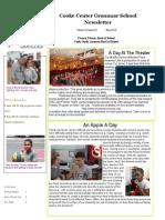 newsletterissue volume 3 issue 20