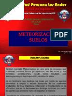 GEOLOGIA metorizacion
