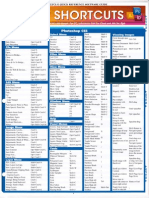 Adobe Photoshop CS 5 Shortcuts -page 1