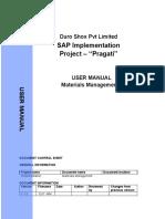 MM-User Manual