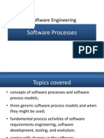 1 Software Processes