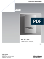 1 Manual de Utilizare EcoTEC Plus VU