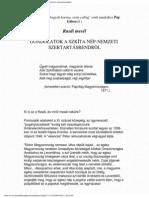 Pap Gábor - Gondolatok a Szkita Nép-nemzeti Szertartásrendről