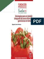 Estrategias Para Un Manejo Integrado de Mosca Blanca y Geminivirus en Tomate