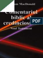 William MacDonald Comentariul Biblic Al Credinciosului-nt