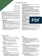 Basic Parliamentary Procedure ALA 2011