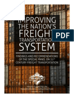 Improving the Nation_s Freight Transportation System