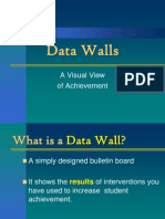 parkwood data wall training