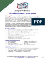 KlorigenM Series Chlorine