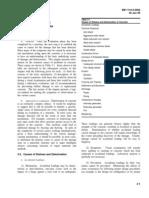 Causes of Distress and Deterioration of Concrete, EM 1110-2-2002; 1995-06-30