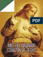 Junio - Mes Del Sagrado Corazón de Jesús.