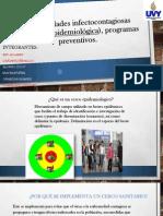 Enfermedades Infectocontagiosas (Vigilancia Epidemiológica), Programas Preventivos