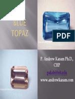 2 - Blue Topaz