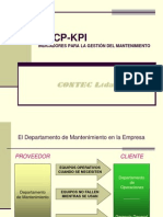 MSCP-KPI confiabilidad