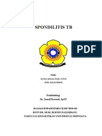 Case Spondilitis TB