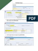 IR ISO - Setups and Process Flow