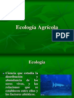 1 La Ecología Principios Generales