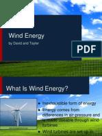 alternative energy presentation